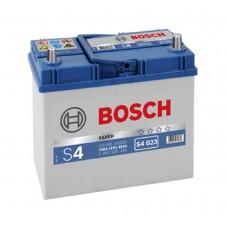 Акумулятор Bosch 45Ah S4 Silver (0) 330A