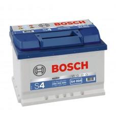 Акумулятор Bosch 60 Ah (0) S4 Silver