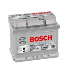 Акумулятор Bosch 52Ah S5 Silver (0) 520A