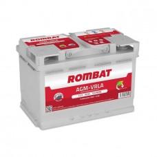 Акумулятор Rombat AGM 70Ah 720 A