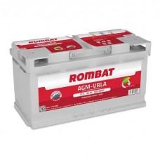 Акумулятор Rombat AGM 92Ah 850 A (0)