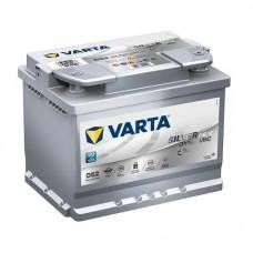 Aкумулятор Varta AGM SD 60Ah 680A (D52)